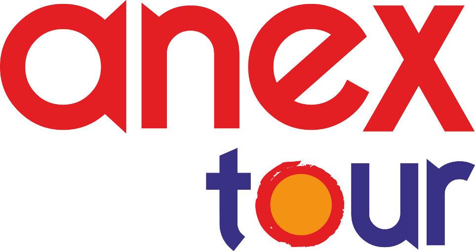 Бесплатно скачать логотип anex tour