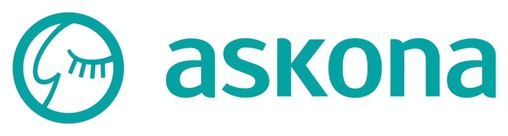Логотип «аскона»