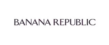 Логотип Banana Republic