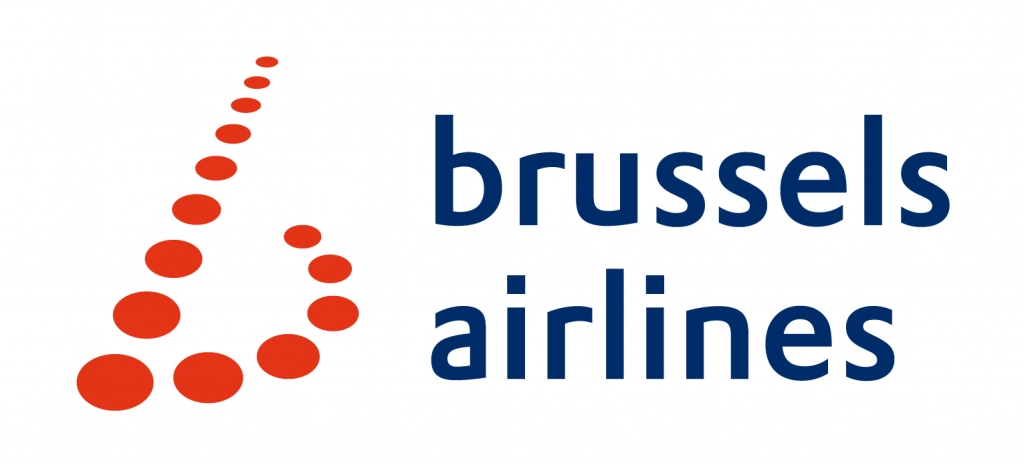 Логотип Brussels Airlines