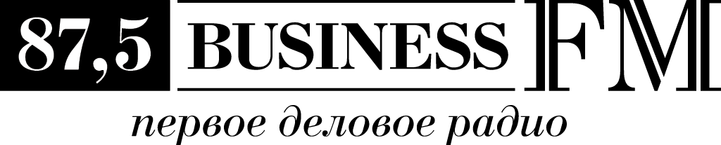 Логотип Business FM