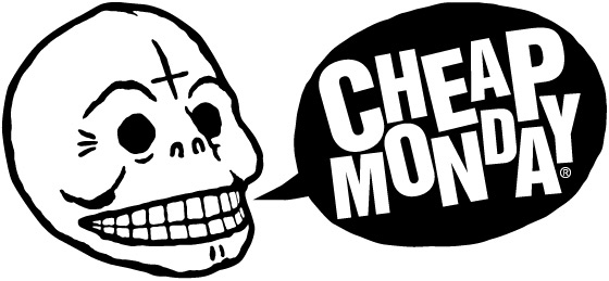 Логотип Cheap Monday