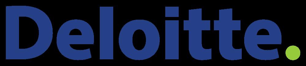 Встроить логотип deloitte на сайт