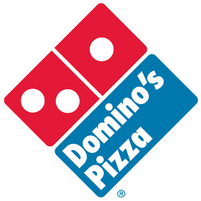 Логотип Dominos Pizza