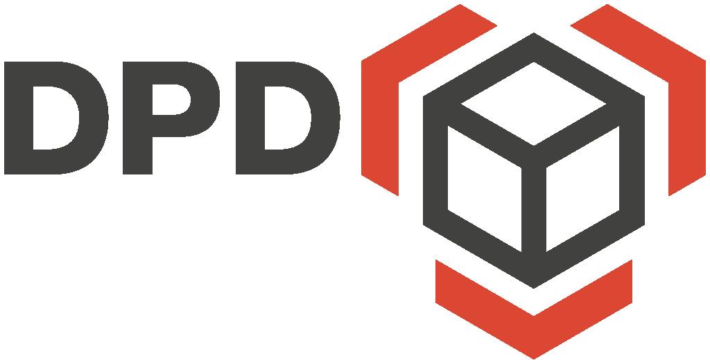 Логотип DPD