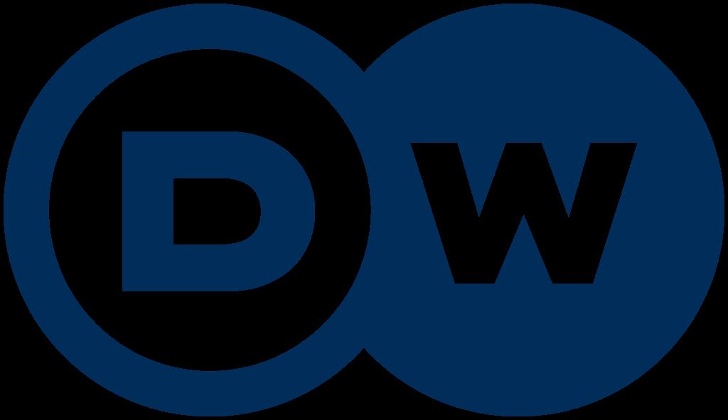 Логотип DW TV / Телевидение / TopLogos.ru