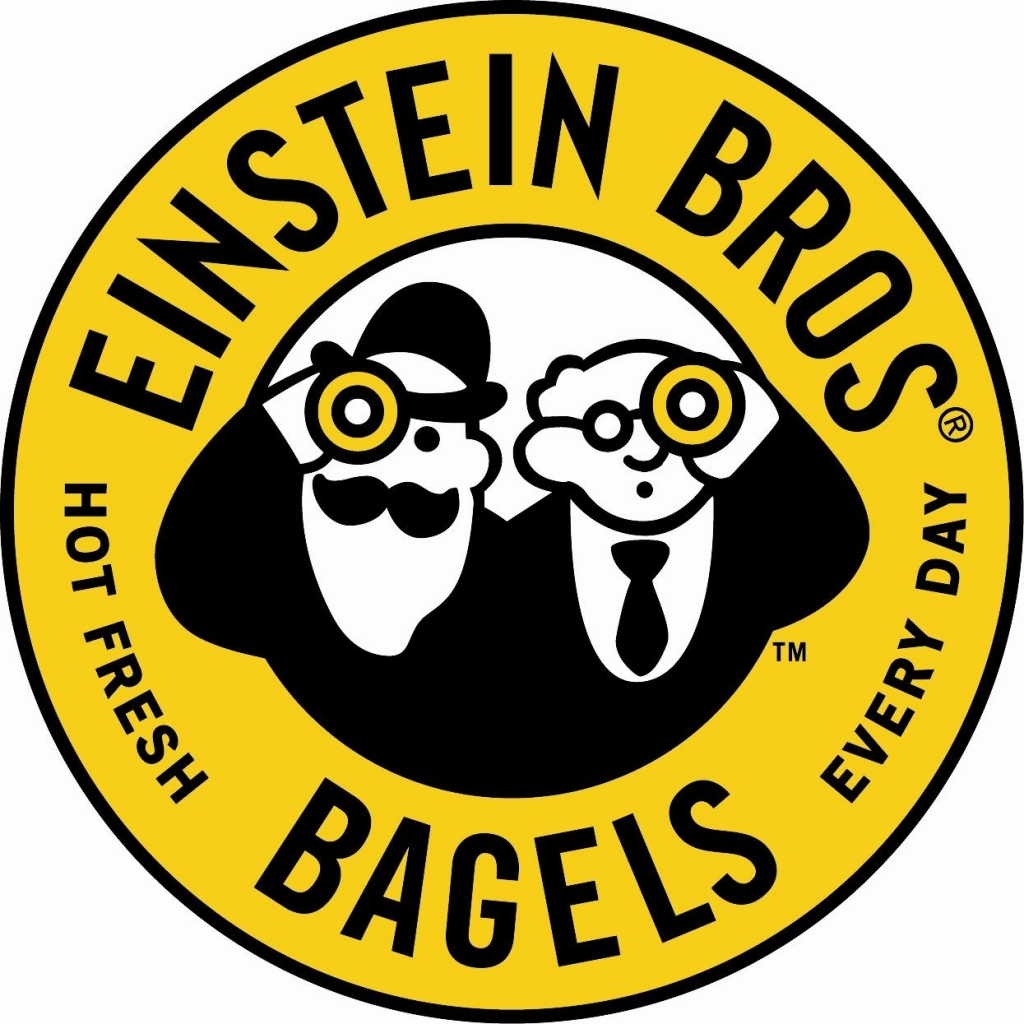 Логотип Einstein Bros Bagels