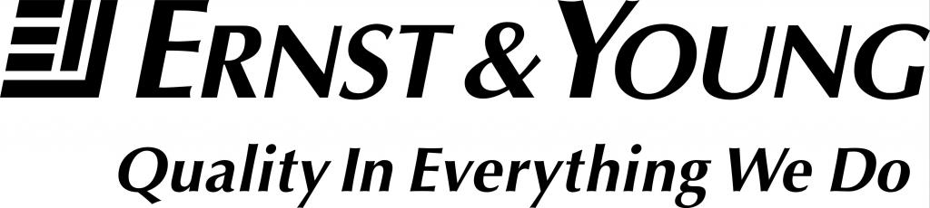 Логотип Ernst & Young (Эрнст энд Янг) / Банки и финансы / TopLogos.ru