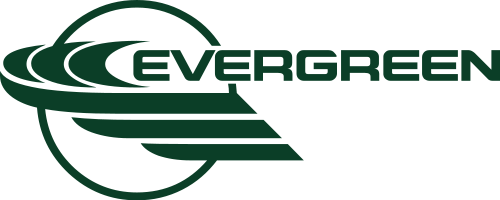 Логотип Evergreen International Airlines