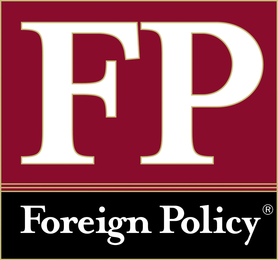 Foreign policy — дословно иностранная