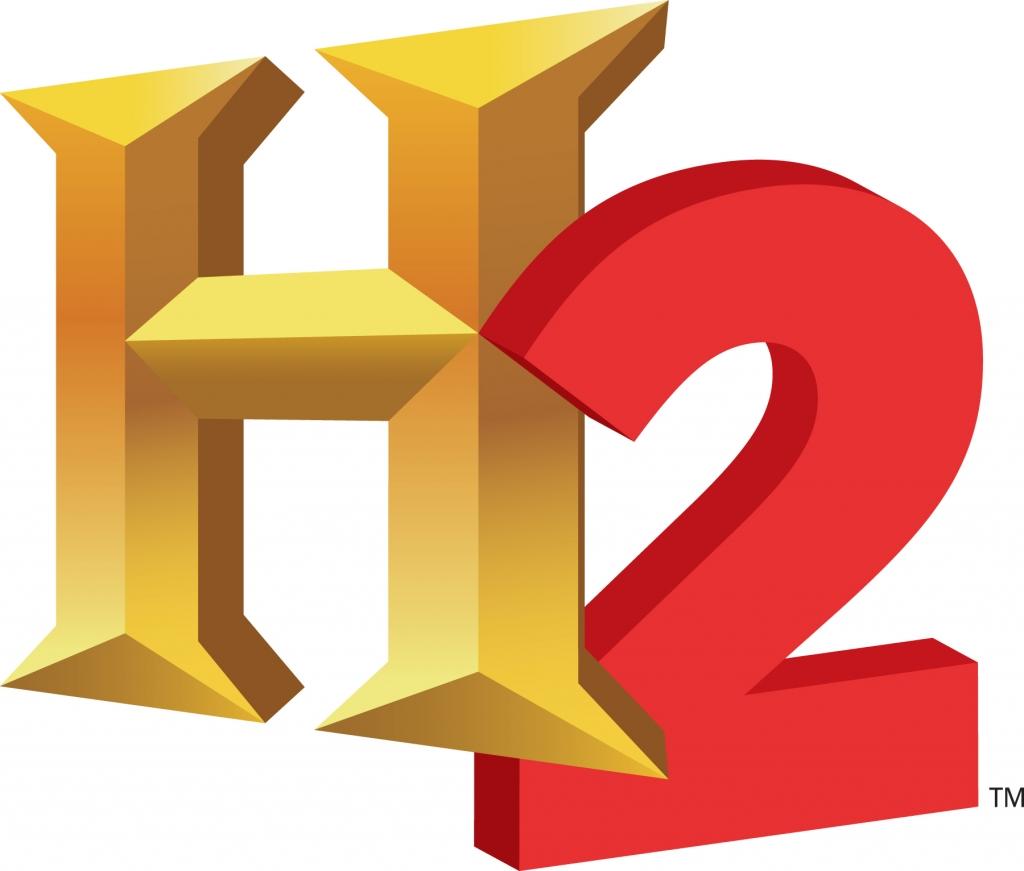 Логотип H2 TV / Телевидение / TopLogos.ru