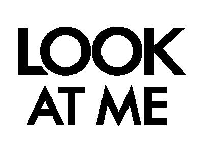 Картинки по запросу look at me логотип