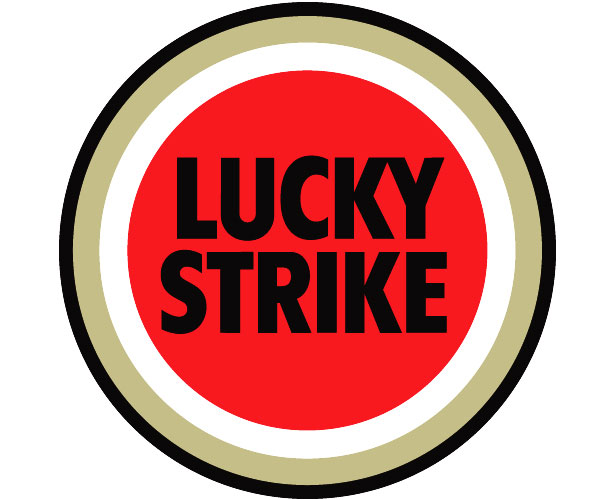 Логотип Lucky Strike