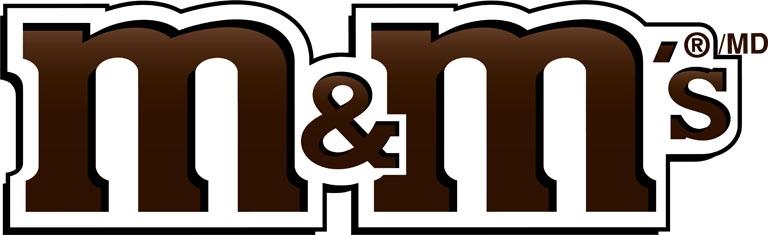 Логотип M&M's / Продукты / TopLogos.ru