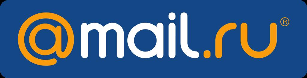 Логотип Mail Ru Мейл ру Интернет Toplogos Ru