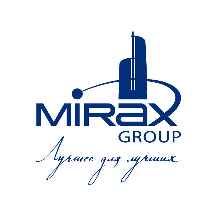 Логотип Mirax Group