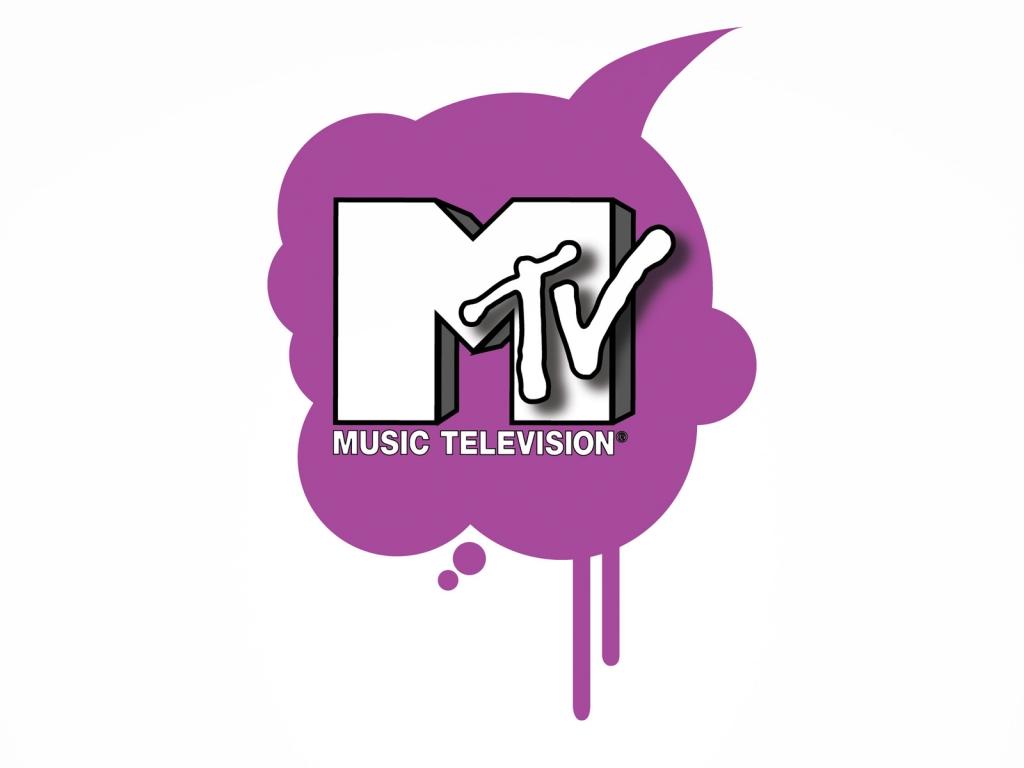 Логотип MTV / Телевидение / TopLogos.ru