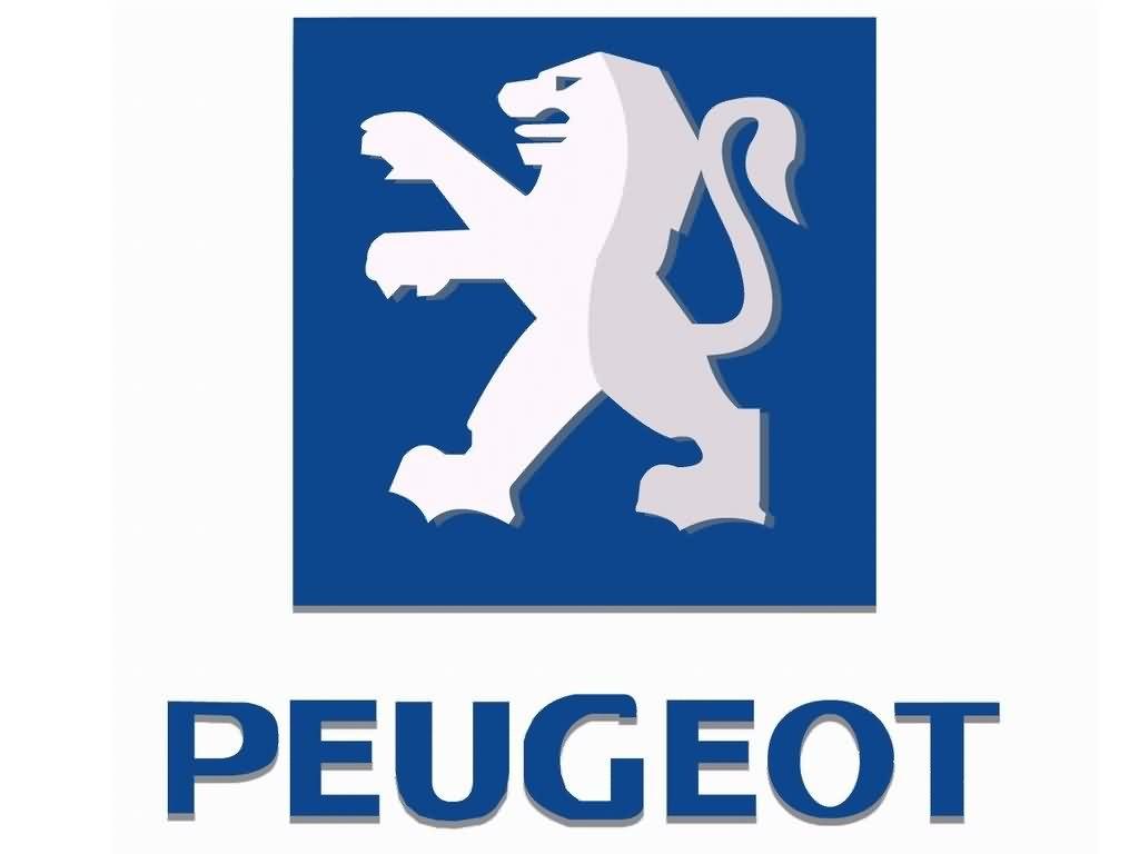 логотип peugeot: