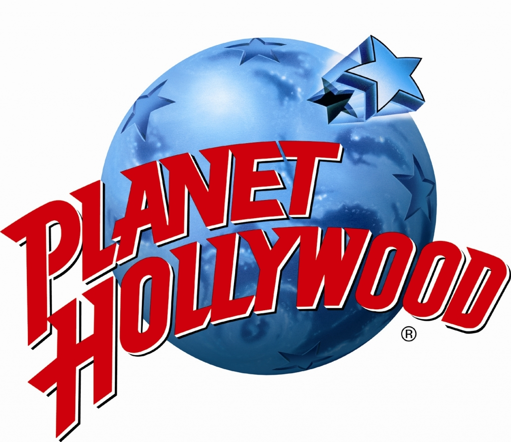 Логотип Planet Hollywood