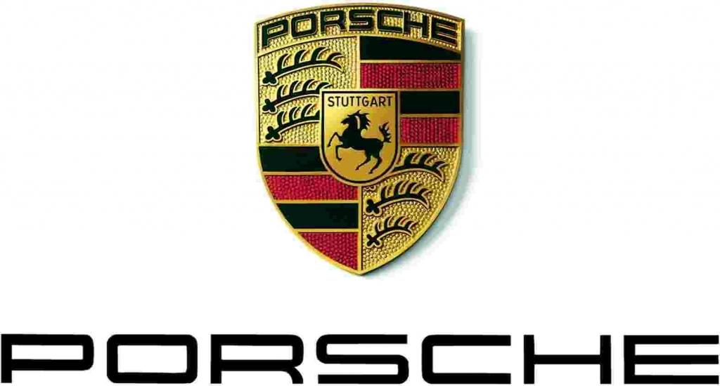 логотип porsche