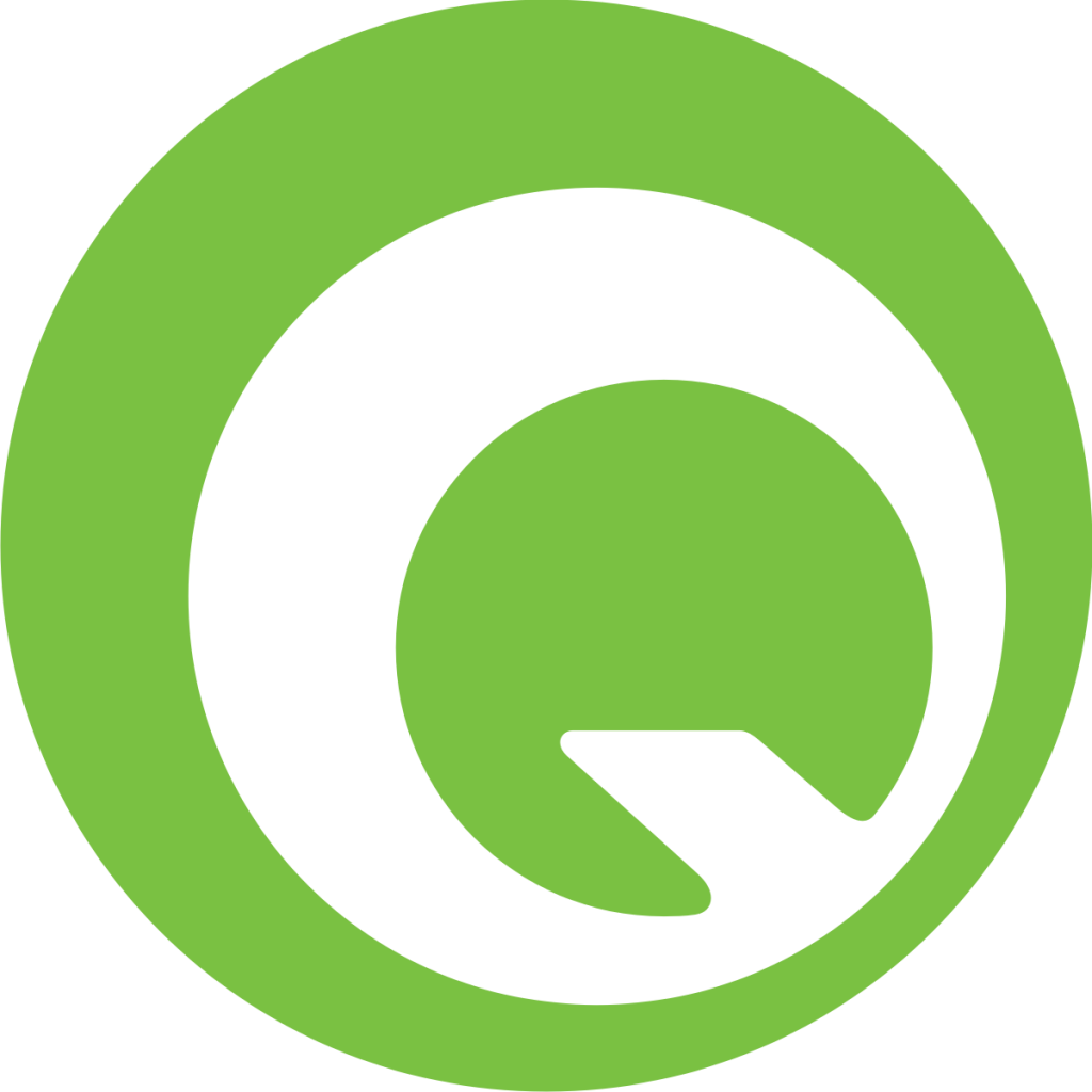 Логотип QuarkXPress