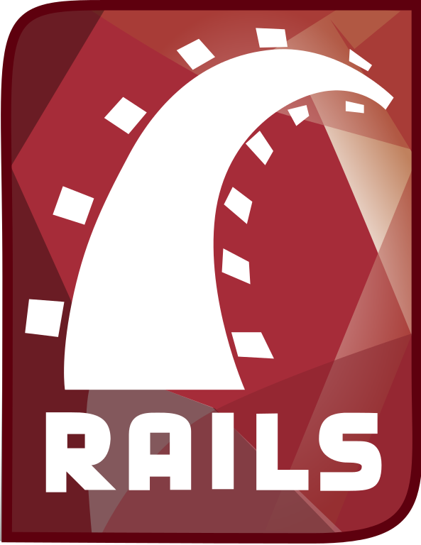 Логотип Ruby on Rails