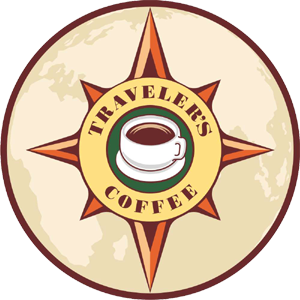 Логотип Traveler's Coffee