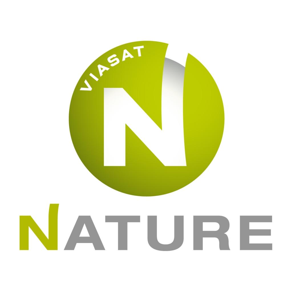 Лого�ип viasat nature Телевидение toplogosru