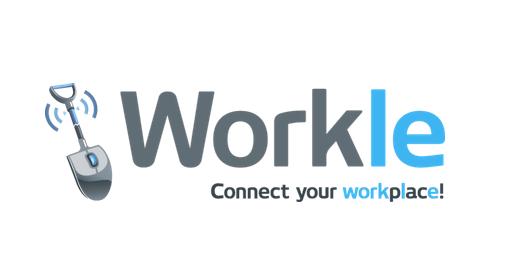 Логотип Workle