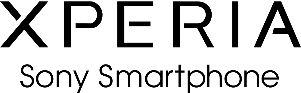 Логотип Xperia