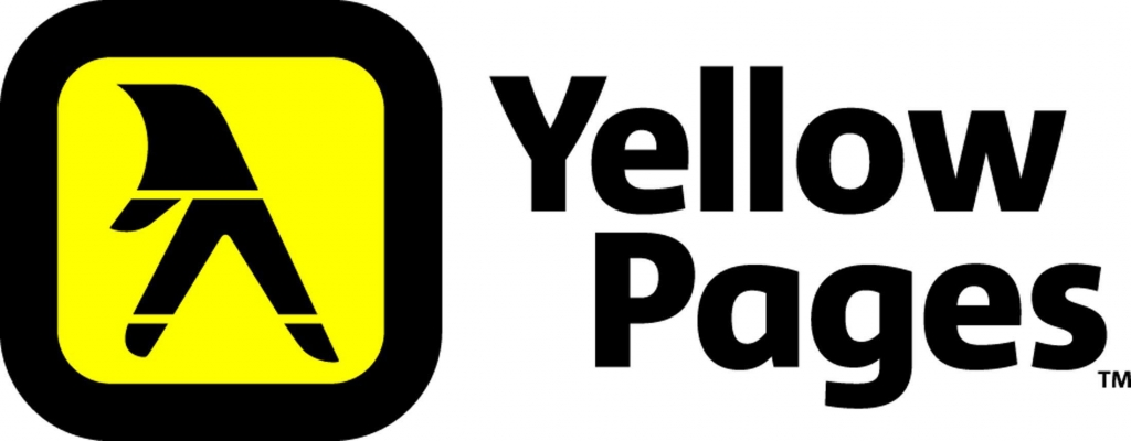 Логотип Yellow Pages
