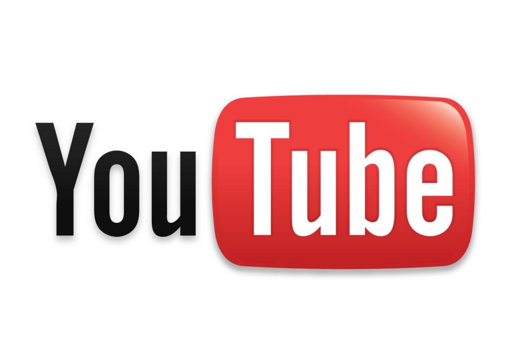 логотип youtube: