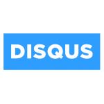Логотип Disqus