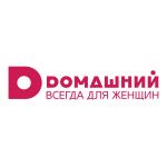 Логотип Домашний Телеканал