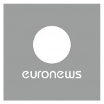 Логотип Euronews