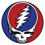 Логотип Grateful Dead