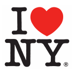Логотип I Love New York