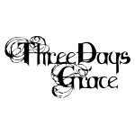 Логотип Three Days Grace