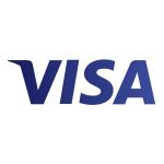 Логотип платежной системы «Visa»