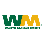 Логотип Waste Management