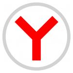 Логотип Yandex.Browser